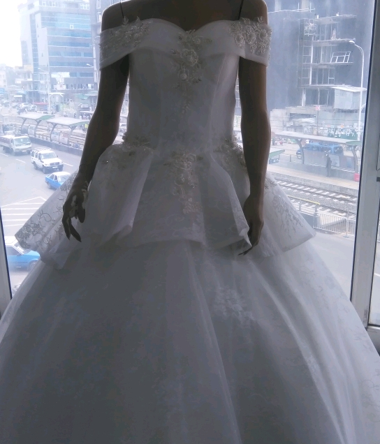 116bad3ec5a Bridal Dress   Velo for rent price in Ethiopia - Engocha.com