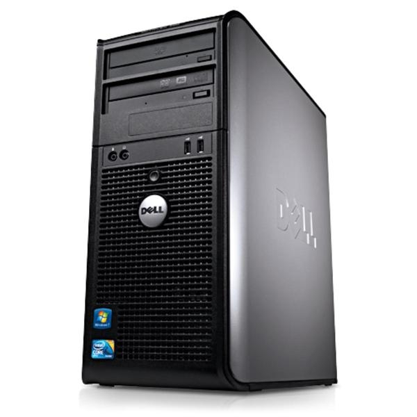 Dell OptiPlex 760 (2GB RAM / 250GB HDD) with 17 and 19 inch LCD monitor