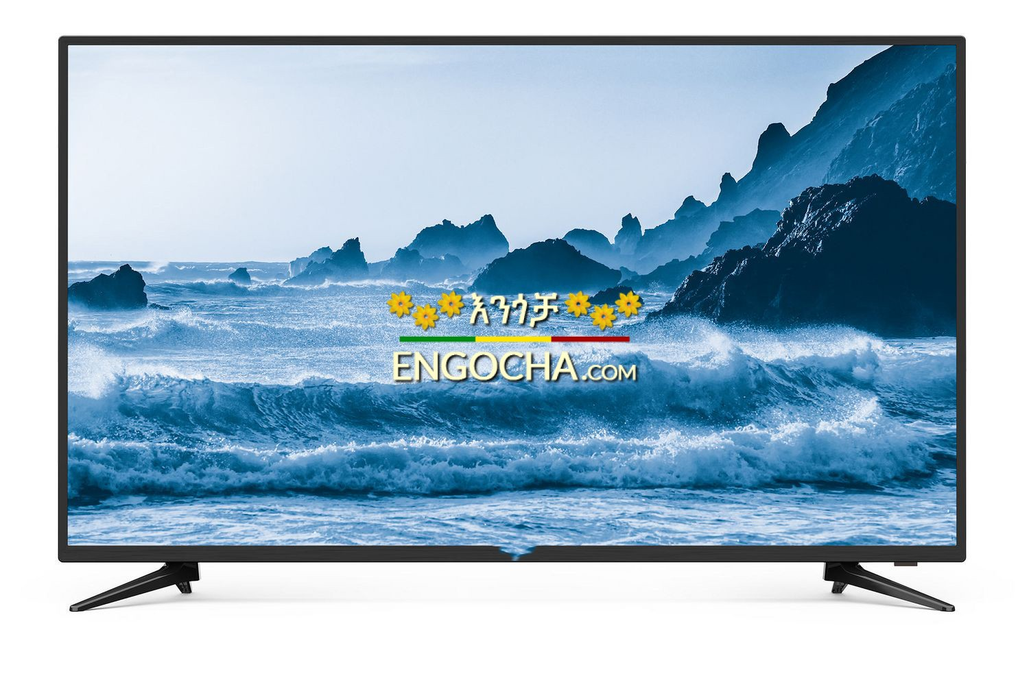 Global Tv, 50 Inch, 4K Resolution, Double Screen