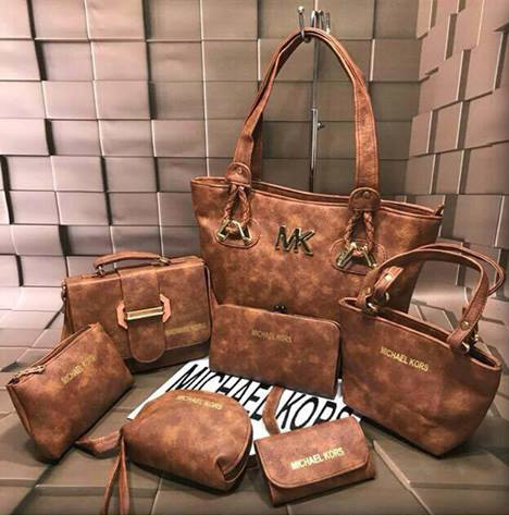75d6a323d Michael Kors, Set of 7 Ladies Bags & Purses for sale & price in ...