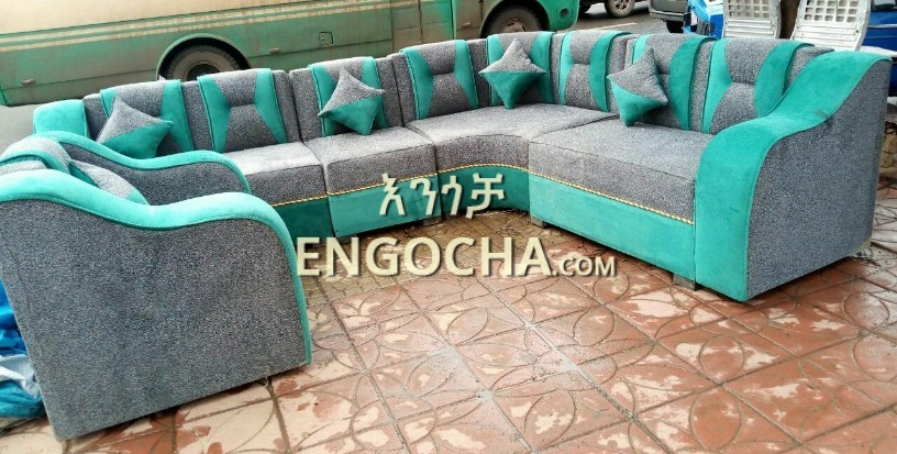 New Design Lshape Sofa For Sale Price In Ethiopia Engocha Com