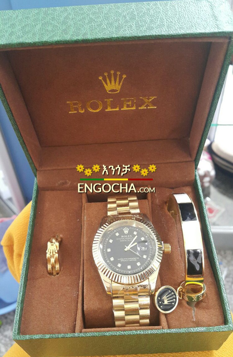 Automatic Rolex Watches in Addis Ababa