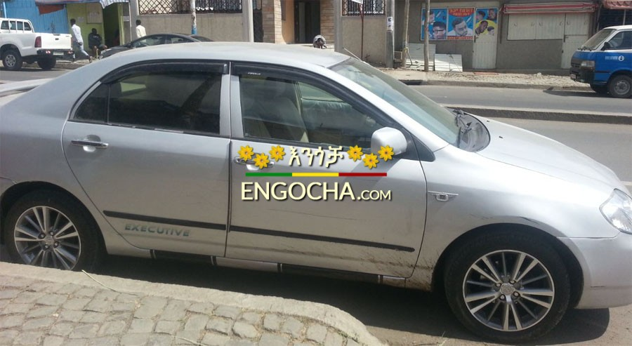 Toyota Corolla 2004 Manual Transmission Car For Sale Price In