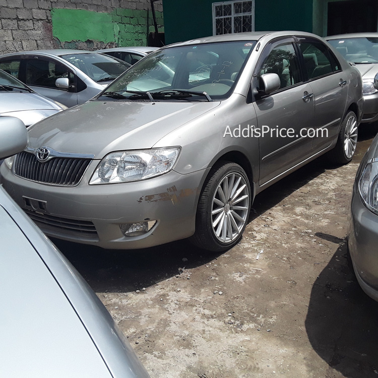 Toyota Corolla 2007 Automatic Transmission Car For Sale Price In