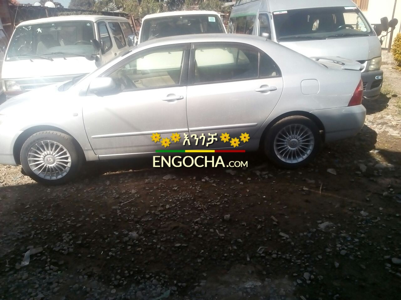 Toyota Corolla 2007 Manual Transmission Car For Sale Price In