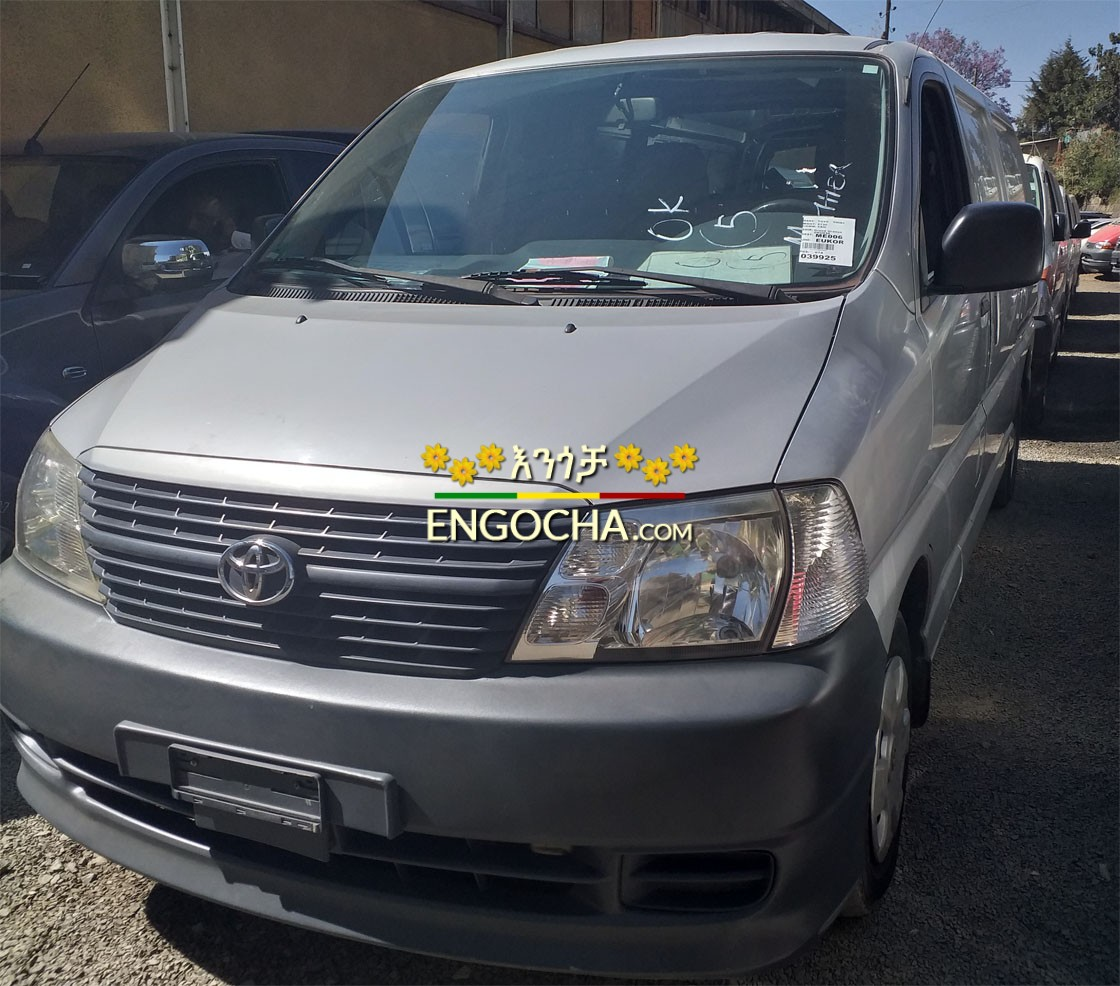 Minibus and Van Cars for Sale & price in Addis Ababa