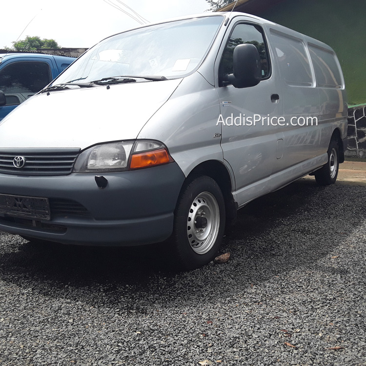 Toyota Hiace Dolphin 2005 Original Left Steering Car For Sale