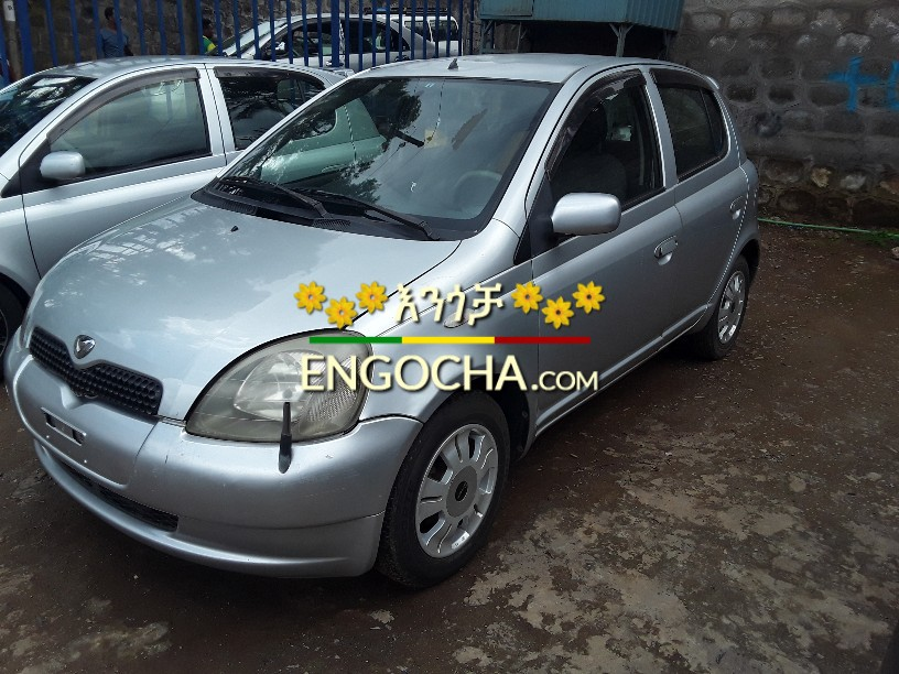 Toyota Vitz 2001 Automatic Gearbox Car For Sale Price In Ethiopia