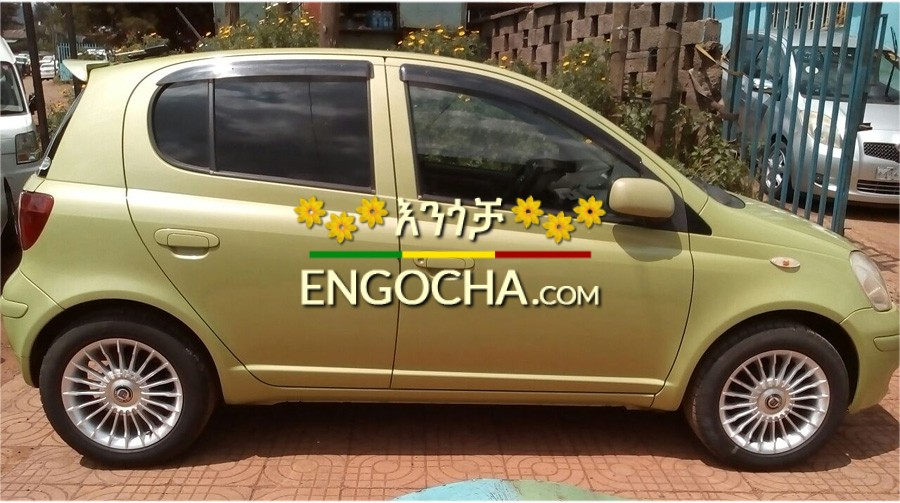 Toyota Vitz 2004 Automatic Gearbox Car For Sale Price In Ethiopia