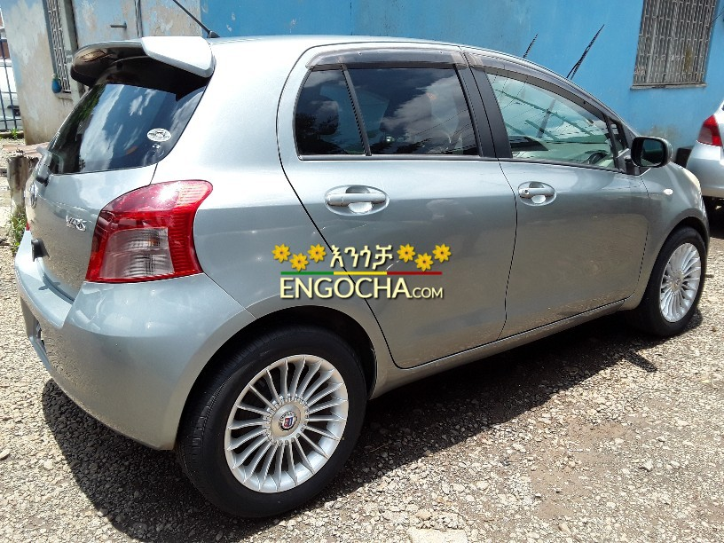 Toyota Yaris 2006 Automatic Transmission Car For Sale Price In
