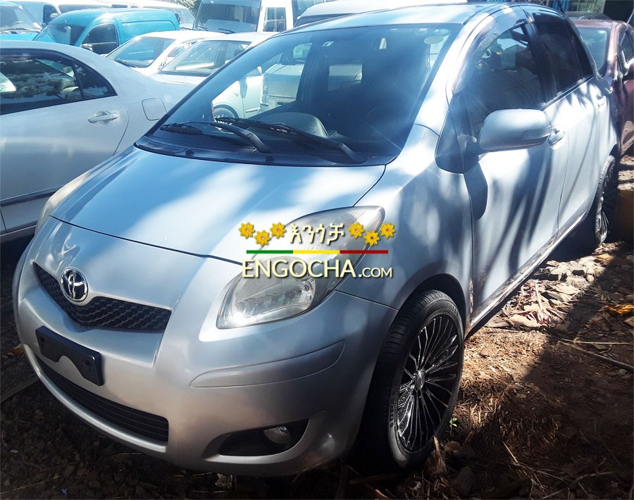 Toyota Yaris 2009 Automatic Gearbox 4 Piston Car For Sale Price